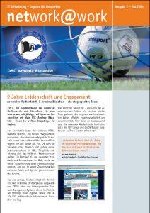 network@work Kundenzeitschrift