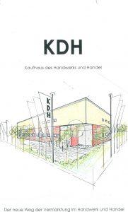 Studie Kaufhaus des Handwerks